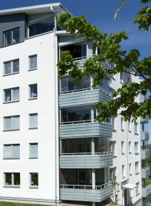 Weber rekommenderar certifierade fasadsystem på lättregelstommar