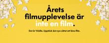 Skövde stadsbibliotek och Viddla välkomnar Skövdeborna att låna strömmande film via nätet!