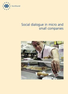 Social dialogue in micro and small companies in Europe