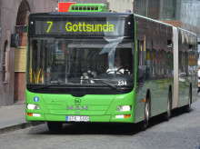 Samråd för ett bättre stadsbussnät