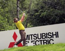 Mitsubishi Electric sponsrar Miguel Ángel Jiménez under Nordea Masters