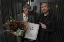 Lars Winnerbäcks stiftelses pris NYPONET 2020 tilldelas Sami Rahim