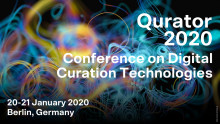 QURATOR 2020 – Conference on Digital Curation Technologies