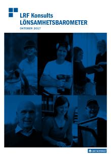 LRF Konsults Lönsamhetsbarometer - oktober 2017