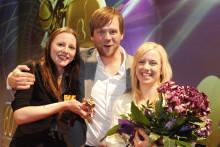 Vinnare av Arla Foods Guldko 2010: Wiggo i Stockholm vinner Guldko för snabbmål med finess