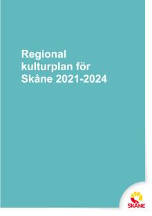 Regional kulturplan för Skåne 2021-2024