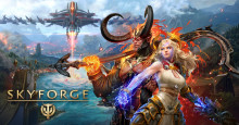 'Skyforge' Sets Course for Nintendo Switch on February 4, 2021