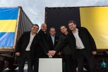 Direktlinjen Belgium Direct är nu invigd av Green Cargo och B Logistics