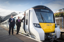 New cutting-edge trains in full operation across Thameslink route