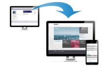 Web-TA lanseras i ny modern version
