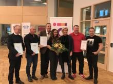 Vinnaren i Almis Tillväxtliga i Västernorrland löser boendeproblematiken