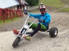Årets store sommernyhet i Hemsedal - Mountain Cart