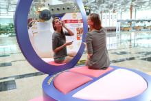 Experience Larger-than-Life Fun at Changi Airport!