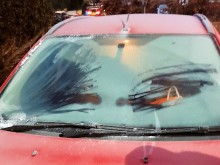 Clear vision essential for drivers in wintry conditions