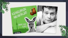 Saksan suosituin kenguru puhuu nyt suomea – BookBeat lanseeraa huippusuositun saksalaiskoomikon hittiteoksen Suomessa, lukijana Roman Schatz