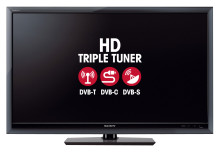 The new HD triple tuner BRAVIA TVs: everything's built-in to make your life easier