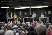 Kulturmødet på Mors sætter scenen for den kulturpolitiske debat