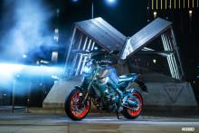 ロードスポーツ「MT-09 ABS」をフルモデルチェンジ 〜エンジン、フレームを刷新、新技術を活用した軽量ホイール初採用などで大幅進化〜