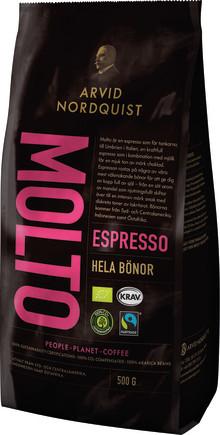 Arvid Nordquist lanserar ännu en ekologisk Espresso