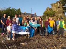 Mid and East Antrim tackles plastic waste while promoting the NI Water Refillution Campaign