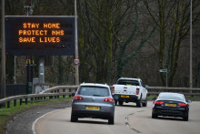 Monday's vehicle traffic at highest weekday level since lockdown began - RAC reaction