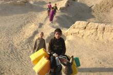 2 miljoner afghaner tvingas kämpa för att överleva vintern
