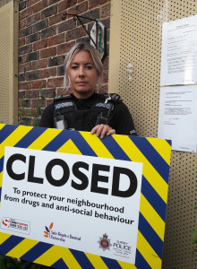 Three month Closure Order secured to prevent anti-social behaviour at a flat In Reigate.