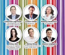 """Pressinbjudan: Hållbarhetsseminarium """"Våga ta ansvar – nyckel till framgång"""""""