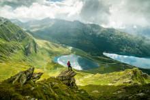 Die fünf beliebtesten Schweizer Wanderregionen der Deutschen