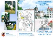 800 Jahre Stadtrecht Groitzsch