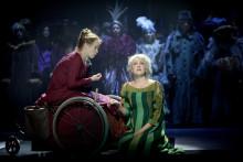 """Mats Larsson Gothe får SvD:s Operapris 2015 för """"Blanche & Marie"""""""
