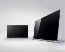 The new BRAVIA® 3DTVs NX713 and NX813: Bringing style and connectivity to the 3D experience