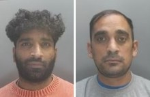 Two men jailed for over 16 years for their part in Merseyside drugs conspiracy