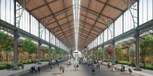ZÜBLIN Timber erhält Auftrag für Holzkonstruktion des Gare Maritime in Brüssel