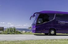 Årjäng är nästa hållplats för Nettbuss Bus4You