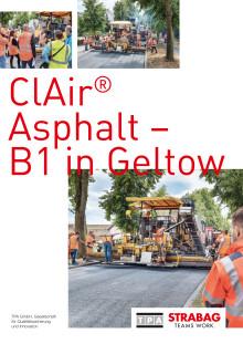 ClAir® Asphalt – B 1 in Geltow