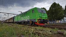 Unikt järnvägssamarbete för att trygga livsmedelsförsörjningen