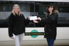 Southern staff support local good causes