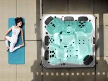 Spas für Sport und Wellness – Fitness Edition: Whirlmassagen für Entspannung und Regeneration