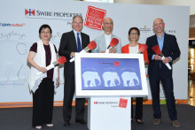 Swire Properties Unveils Hong Kong's First-ever Elephant Parade