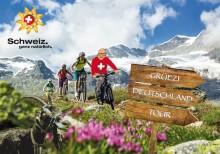Einladung zur Grüezi Deutschland Tour 14. - 18. Mai