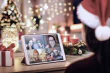 Miljoner svenskar ställer om till en digital jul