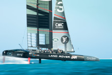 BT and Coderus design new mobile app to help Land Rover BAR Team's America's Cup challenge