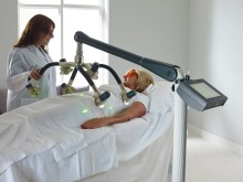 Behandla välfärdsrelaterade diagnoser med fotobiokemisk laser