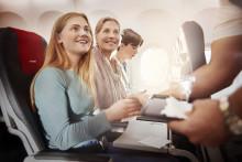 Norwegian transporta un 16 por ciento más de pasajeros en abril.
