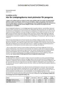 Funäsfjällen och Åre: Här får Linköpingsborna mest pistmeter för pengarna