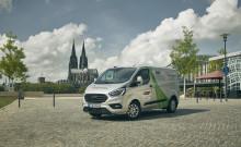 Ny teknologi fra Ford vil give renere luft i byerne