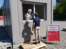 Egen teststasjon for studenter i Oslo