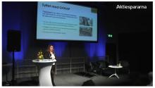 Se GOKAP Invests videopresentation från Stora Aktiedagen 2018 i Göteborg
