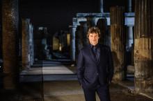 Eutelsat: su Rai 4K arriva Alberto Angela con 'Stanotte a Pompei'
